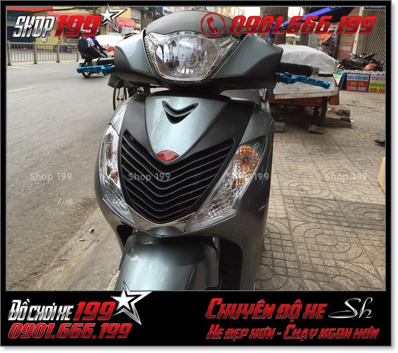 Độ full dàn áo SH nhập Ý 2010 2011 cho xe Honda SH VN 125i 150i khóa thông minh 2015 2016 2017 tại TP Hồ Chí Minh - Bán dàn áo SH nhập: 0901.666.199