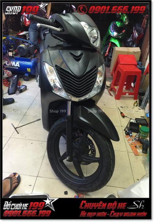 Xe Honda SH VN 125i 150i 2016 2017 smartkey độ full dàn áo SH nhập Italia 2010 2011 giá bao nhiêu tiền ở Sài Gòn - Gọi ngay: 0901.666.199