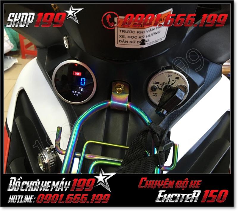 Đồng hồ đo tua cho xe exciter 150cc 2016 cực đẹp tại HCM giá rẻ và chất lượng cao