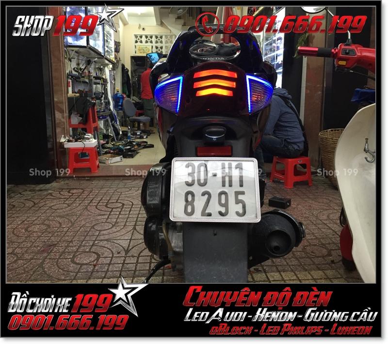 Làm đèn led audi cho xe SH 2008 chuyên nghiệp tại TP Hồ Chí Minh Q3 2003-2017