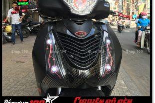 Độ đèn led audi cho xe máy SH Việt 2012 2013 2014 2015 2016 125i 150i đẹp cao cấp tại TPHCM Quận 5 2000-2019
