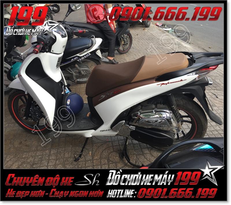 May da yên xe máy SH VN 2012 2013 2014 2015 2016 125i 150i giá rẻ ở tp Hồ Chí Minh 8958