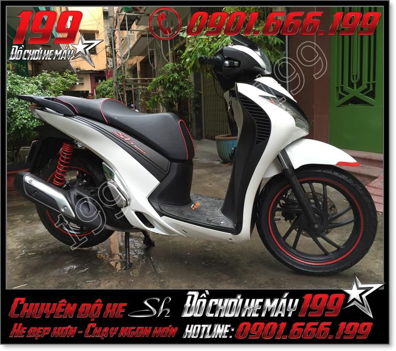 May da yên xe máy SH VN 2012 2013 2014 2015 2016 125i 150i giá rẻ tại HCM 3042