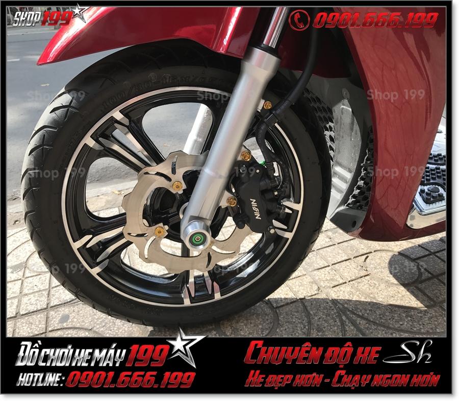 Picture of mâm kuni Thái Lan thay cho xe Honda SH 2017 2018 2019 125 150 độ cực đẹp giá rẻ ở 199