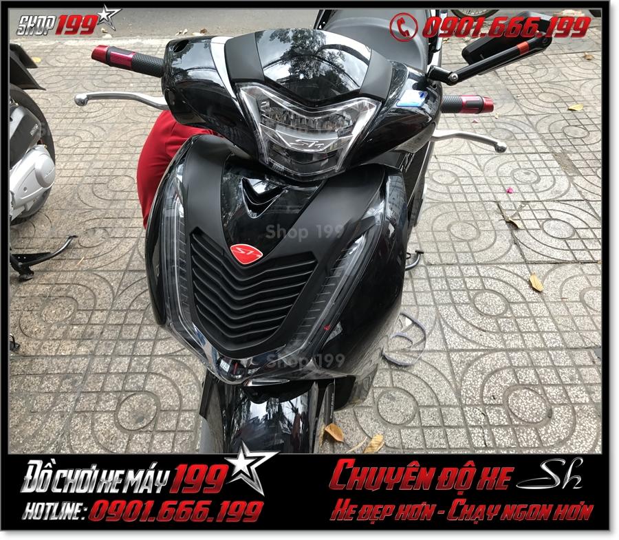 Image of xe Honda SH 2017 2018 2019 125 150 độ mặt nạ loại thường phổ thông giá rẻ ở HCM