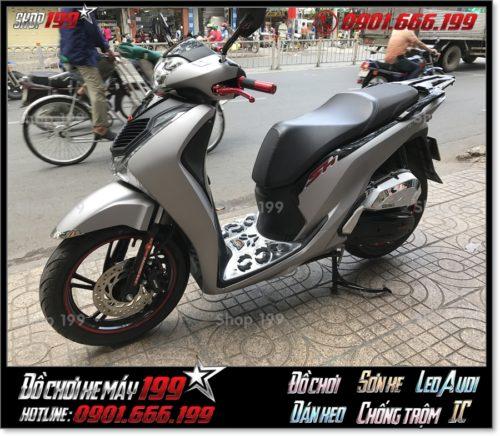Xem ảnh thay mặt nạ SH 150 2017 kiểu hàng cao cấp nhập khẩu thailand giá rẻ ở TP Hồ Chí Minh