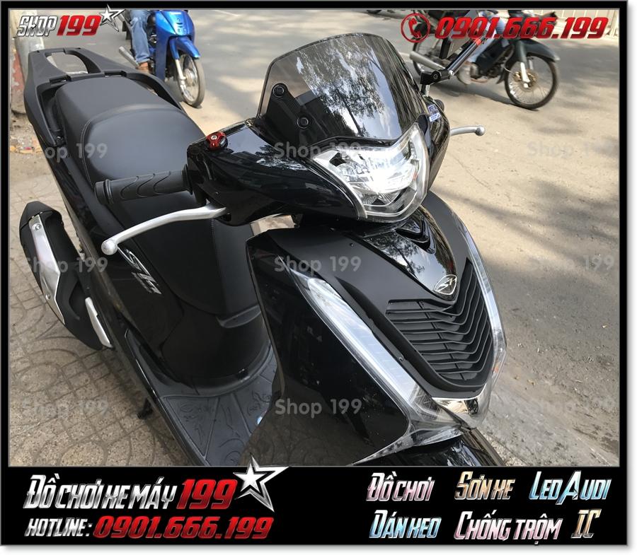 Picture of xe Honda SH 150/125 2017 2018 2019 độ mặt nạ kiểu cao cấp, phụ tùng trang trí xe đẹp giá rẻ ở TP Hồ Chí Minh