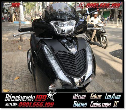 Image độ mặt nạ SH 150i/125i 2017 kiểng hàng cao cấp nhập khẩu Thái Lan giá rẻ tại SG