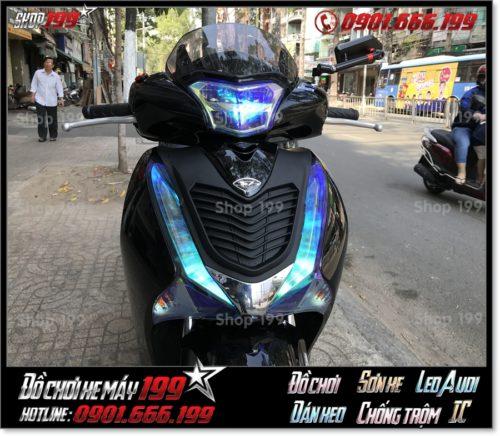Image of độ mặt nạ SH 2017 150i/125i kiểng hàng nhập thailand giá rẻ tại SG