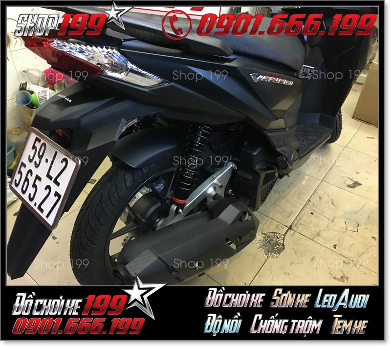 Honda Vario 150 độ 2 phuộc tại shop 199 HCM