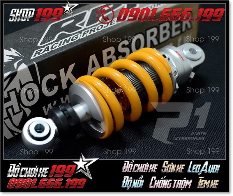 Phuộc RPM độ đẹp cho xe Winner 150 Exciter 150 MSX