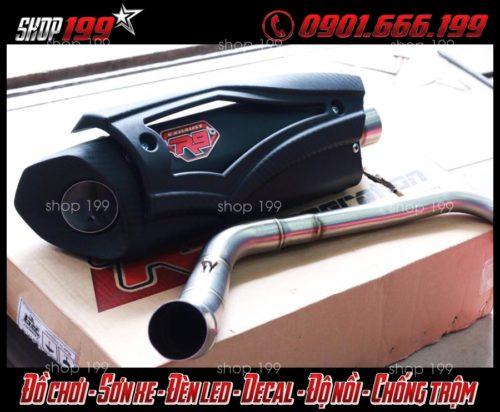 Pô R9 cực chất độ cho xe Honda SH