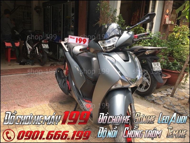 Ảnh lên đời xe SH 2012 - 2016 thành SH 2018 2017 bảo đảm an toàn và giá cả phù hợp nhất tại Quận 5 - TP Hồ Chí Minh
