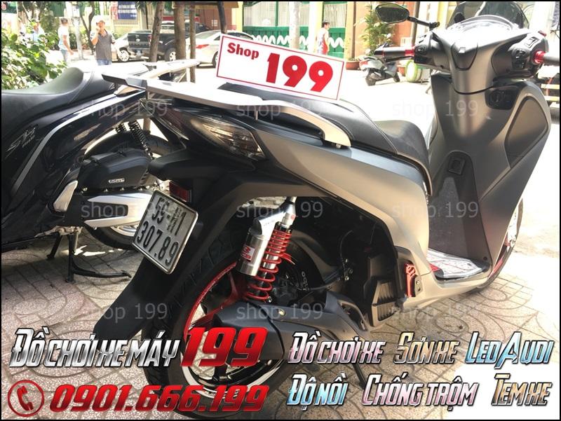 Ảnh: lên đời xe SH 2012 - 2016 thành SH 2018 2017 bảo đảm an toàn và giá tiền phải chăng nhất ở Shop 199