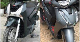 Hình ảnh của xe SH Việt 2012 đến 2016 và xe SH 2017 2018 tại Quận 5 TP Hồ Chí Minh