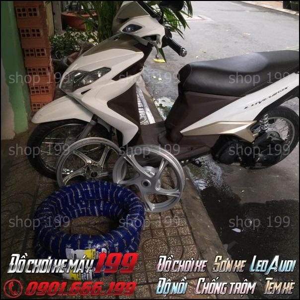 Hình ảnh: Lốp Michelin Pilot Street cực tốt giá hợp lý cho xe không ruột tại Shop 199 - TP Hồ Chí Minh