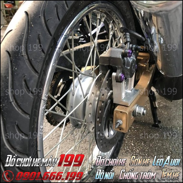 Hình ảnh Lốp Michelin Pilot Street hãng giá rẻ cho xe máy không ruột tại Shop 199 - Hồ Chí Minh