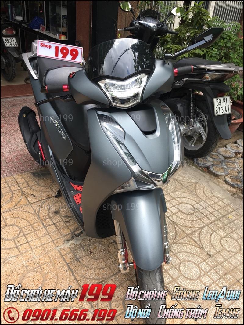 Picture of: lên đời xe SH 2012 - 2016 thành SH 2018 2017 bảo đảm an toàn chất lượng và chi phí phù hợp nhất tại Shop 199 - TP Hồ Chí Minh