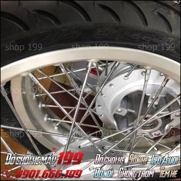Image of Lốp Michelin Pilot Street hãng giá tốt cho xe máy không ruột ở Shop 199