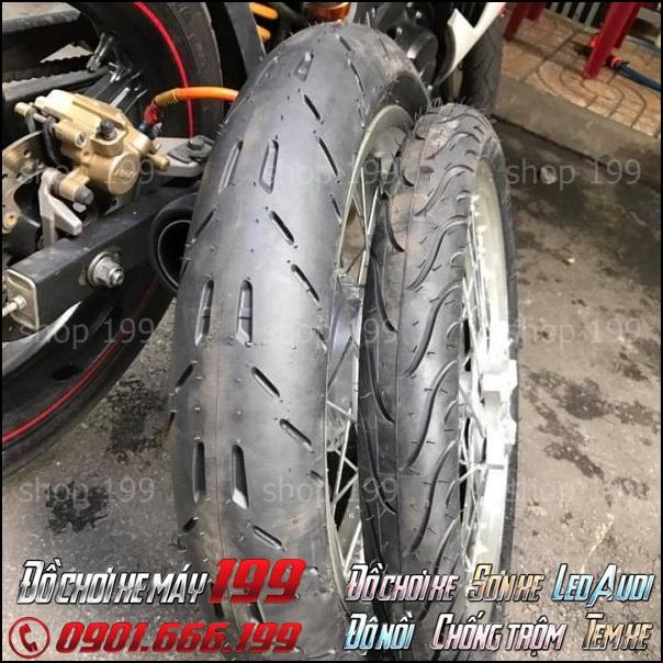 Picture of Lốp Michelin Pilot Street chính hãng giá rẻ cho xe máy không ruột tại Shop 199