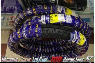 Vỏ Michelin city grip pro lắp đặt cho hầu hết xe không ruột phổ thông ở tphcm.