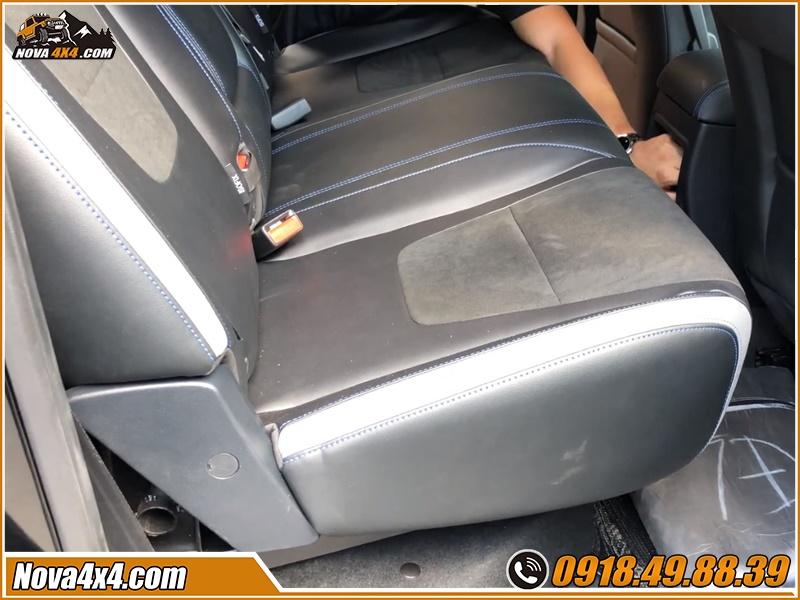 Ghế chỉnh điện dành cho bán tải giá bao nhiêu