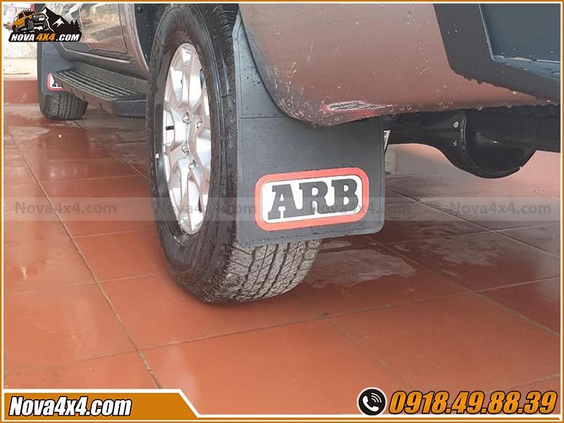 Cách chọn chắn bùn ARB Xe bán tải đảm bảo tại workshop Nova4x4