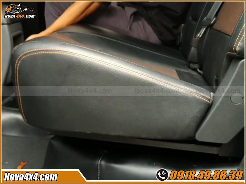 Ghế chỉnh điện dành cho xe Bán tải giá như thế nào