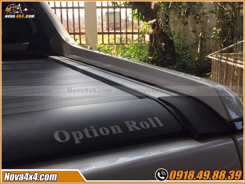 Các mẫu nắp thùng cuộn Option Roll Xe bán tải 2021 được ưu chuộng nhất