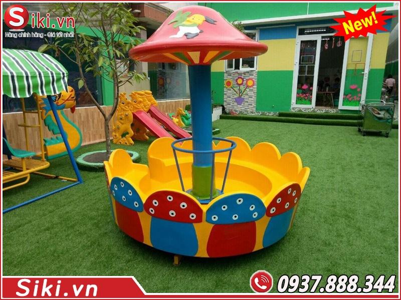 Đu quay dành cho trẻ nhỏ nhất cho bé yêu chơi chất lượng và an toàn