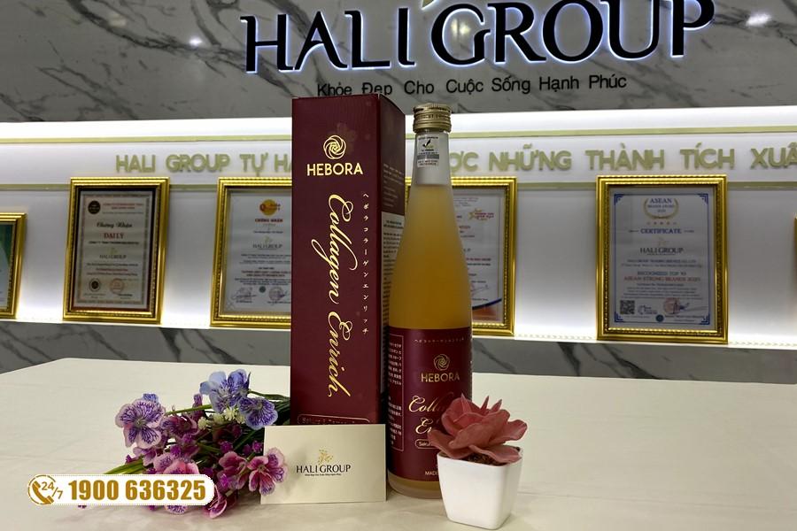 Feedback về Hebora Collagen Enrich của người tiêu dùng sau thời gian sử dụng sản phẩm